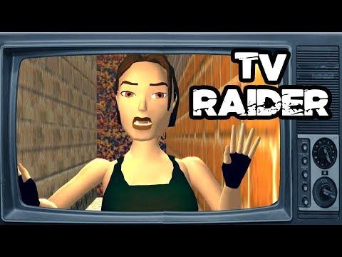 📺 TV RAIDER: Tomb Raider 2 (Snippets from the LAWA CROTT series) |