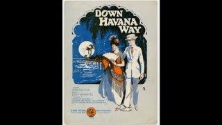 Down Havana Way (1922)