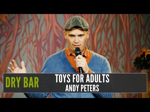 Adults And Their Desk Toys, Andy Peters