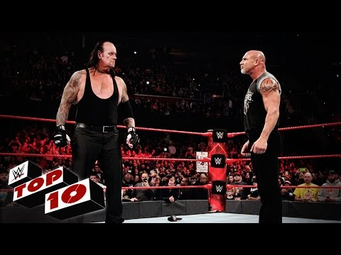 Thumbnail: Top 10 Raw moments: WWE Top 10, Jan. 23, 2017