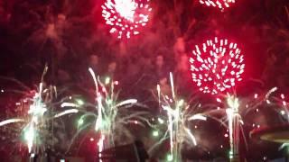 Taufzeremonie der AIDAluna - Hafen von Palma de Mallorca, 04.04.09 - Taufpatin Franziska Knuppe