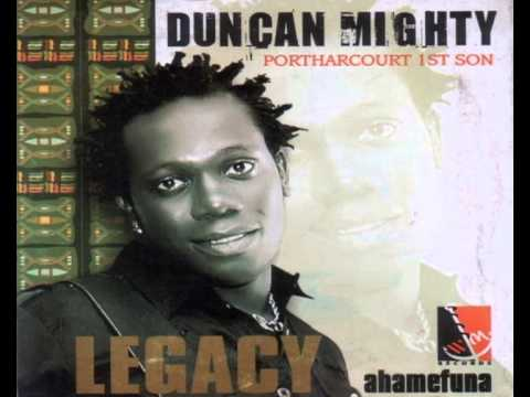 Duncan Mighty - I Love You (Dance For Me Refix)