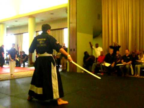 Ian O'Reilly creative weapons at twin towers classic 2011