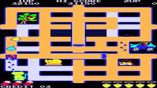 ARCADE MACHINES MAME CRUSH ROLLER NORMAL PLAY & CHEATPLAY ITS ENDLESS
