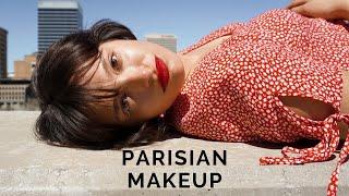5 Minute Parisian Makeup