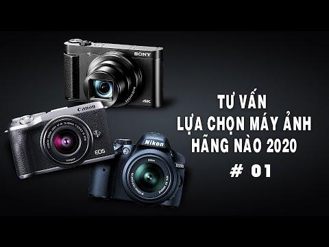 Tư Vấn Lựa Chọn Máy ảnh Hãng Nào 2020 | Thai Light