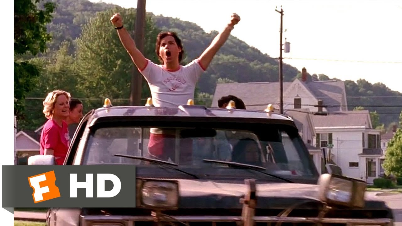 Wet Hot American Summer (2001) - Going into Town Scene (3/10) | Movieclips
