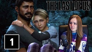 TEARS ALREADY! | The Last of Us Remastered Gameplay Walkthrough Part 1