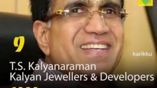 Gambar cover Top 10 richest people of kerala