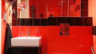 Стена в Ванной Комнате - 37 Небанальных идей
