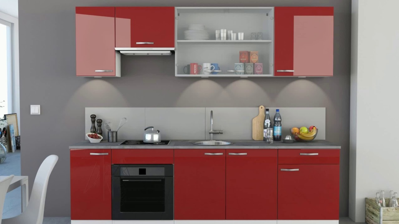 porte en verre pour meuble de cuisine youtube. Black Bedroom Furniture Sets. Home Design Ideas