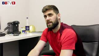 ROCKY FIELDING READY FOR GILBERTO RAMIREZ FIGHT