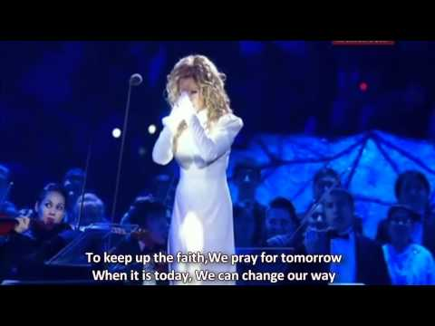 Lara Fabian Always Lyrics Original  and audio HD