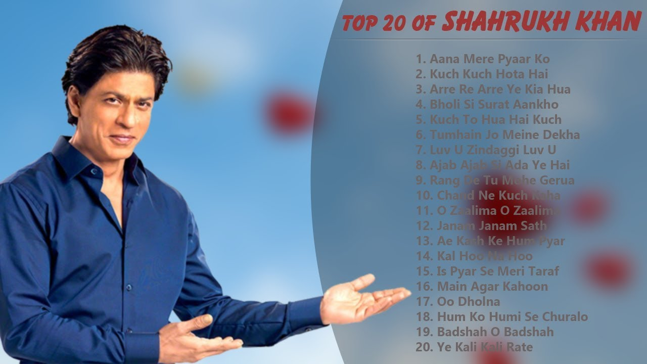Sharukh khan songs www Download Latest