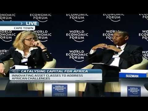 How can Africa finance inclusive growth and prosperity?