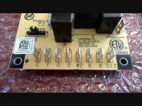 HVAC Controls- PCBM130 Defrost Controller - YouTube