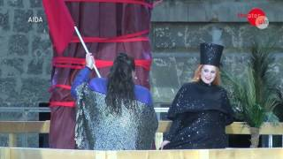 Theater Ulm - AIDA von Giuseppe Verdi