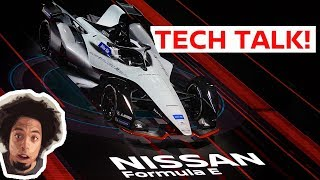 A Closer Look at the Nissan Formula E Car: NISMO NEWS From Geneva Motor Show!