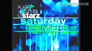 Opening To RV (2006) On Starz Saturday Premiere