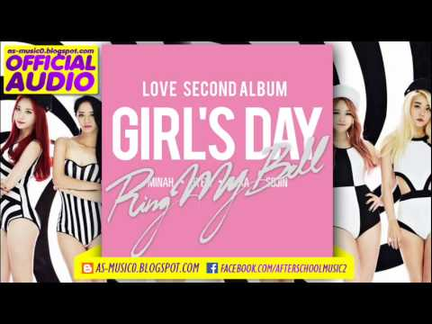 [MP3/DL]01. GIRL'S DAY (걸스데이) - With Me  [2nd Album 'Ring MY Bell']