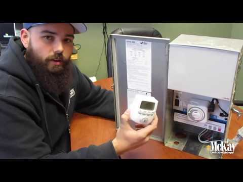 How to Reset Your Landscape Lighting Timer to Spring Forward