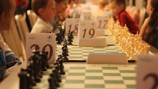 Как в Харькове шахматный рекорд Украины устанавливали