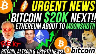BITCOIN IS BREAKING RECORDS!!! BTC $20K BULLRUN MANIA!!