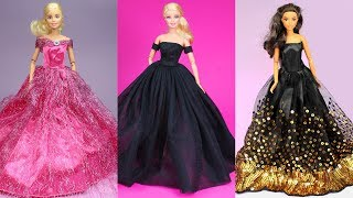 Barbie Wish.com Haul Review Part 3 Cheap Dresses and Clothes for Barbie Dolls from Wish Website