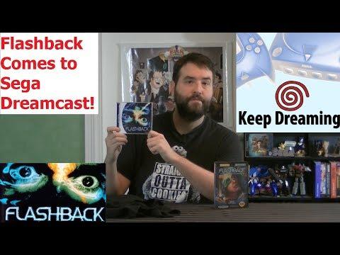 Keep Dreaming  Flashback NEW Sega Dreamcast Game  Adam Koralik