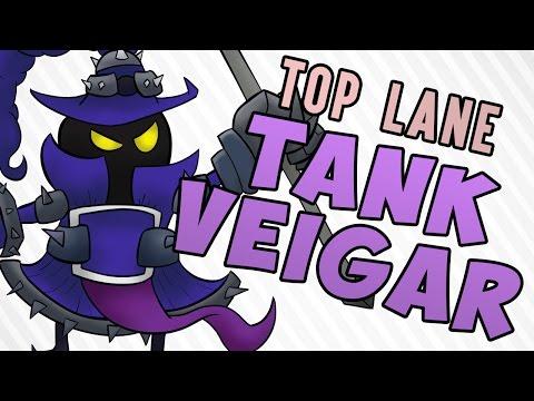 Top Lane Tank Veigar