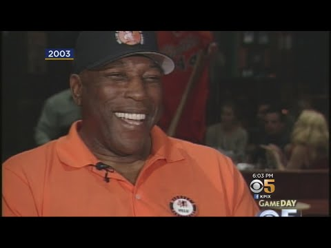 San Francisco Giants Legend Willie McCovey Dies