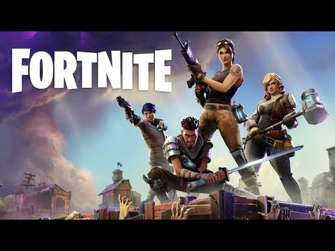 Fortnite w/Alex Grant and Sage
