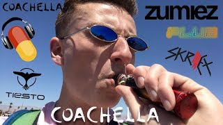 Zumiez Employee Loses His Mind At Coachella