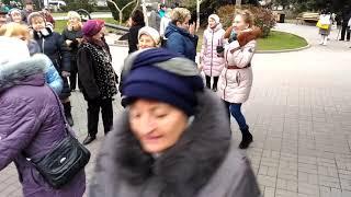 Танцы на Приморском бульваре - Севастополь - 22.02.20 - Певец Сергей Соков