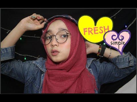 Fresh & Simple Look Makeup Tutorial | Annisa Alkhumairah | Indonesia