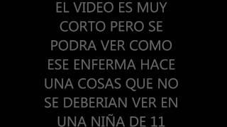 video impactante de una menor de edad en un video pornografico.wmv