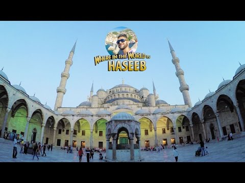 Where In The World Is Haseeb: Turkey [4K]