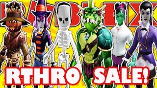 RTHRO BUNDLES ARE ON SALE! - Roblox Anthro Packages for 250 Robux