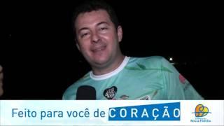Sucupira agradeceu a receptividade dos moradores da Francisco Remigio ao LIMOFOLIA 2017