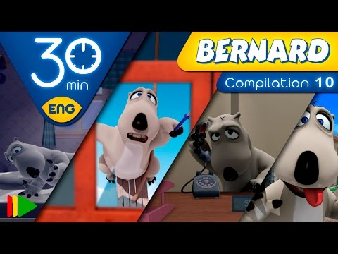 Bernard Bear | Collection 10 | 30 minutes