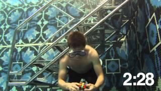 Die Kunst nicht zu atmen - Doku: Apnoetauchen, Freitauchen, Freediving (with english subtitles)