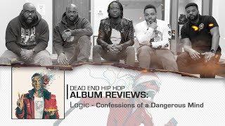 Logic - Confessions of a Dangerous Mind Album Review   DEHH