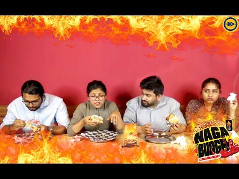 Nexters takes Madchef Super Naga Burger Challenge