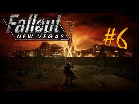 Fallout New Vegas - Walkthrough Part 6: Next Stop - Nipton!