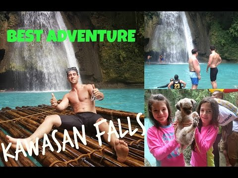 EPIC KAWASAN WATERFALLS  2017 Cebu | Amazing Philippines!