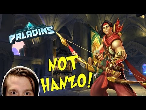YOUR SIGHT FAILS YOU! | Paladins | Sha Lin Gameplay & Abilities