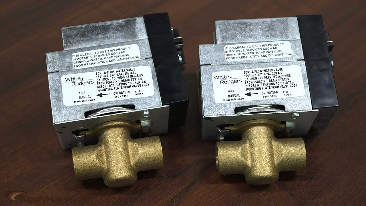White Rodgers 1361 102 Wiring Diagram Guide And Troubleshooting Of For Thermostat 1f78 Zone Valves Youtube Rh Com Valve