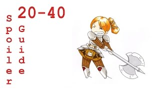 Lineage 2 Classic Спойлер 20-40 уровень