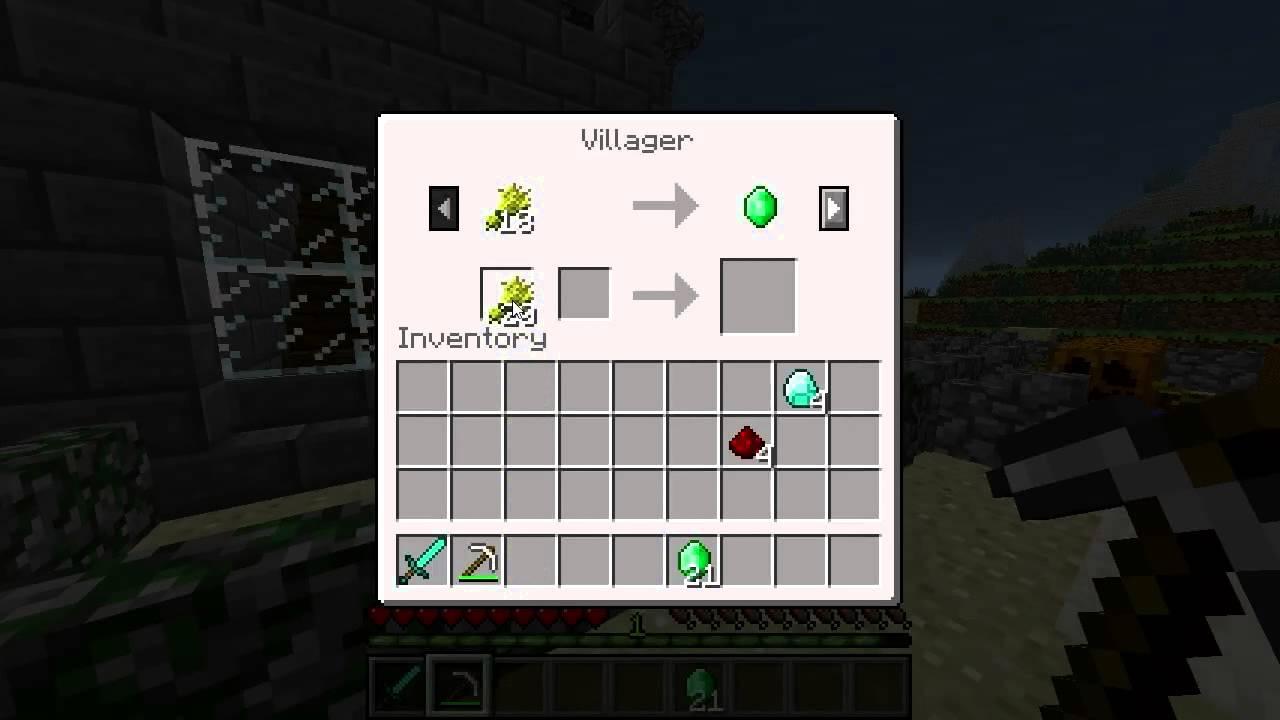 Do Do What You Emeralds Minecraft