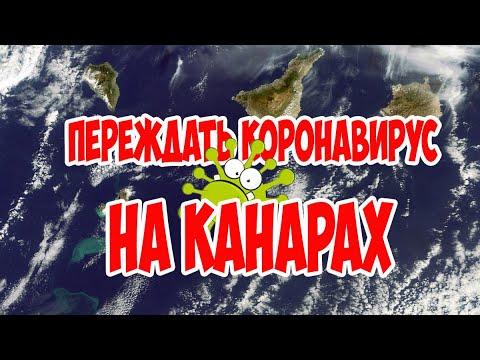 Коронавирус на Канарах на 13 марта 2020